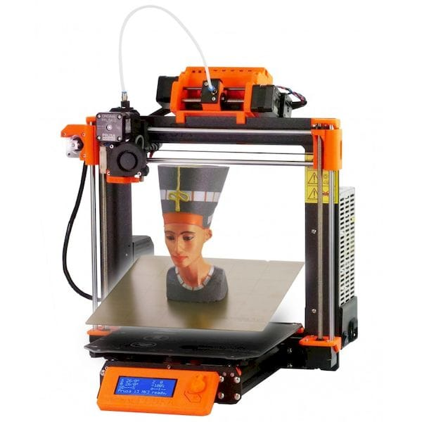 Prusa Finally Releases MultiMaterial Upgrade