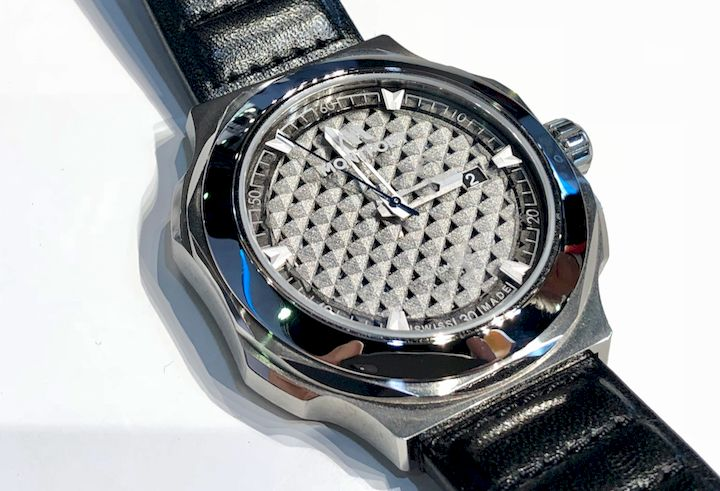 A 3D printed watch component produced by Digital Metal [Source: Fabbaloo]