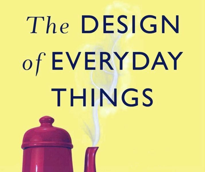 The Design of Everyday Things [Source: Amazon]