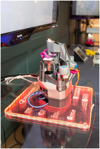 The OpenFlexure Microscope