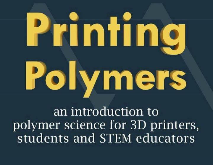 Everything you'd ever want to know about polymers [Source: Amazon]