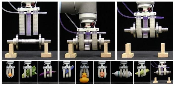Shape-memory polymers can help design adaptive components [Source: SUTD]