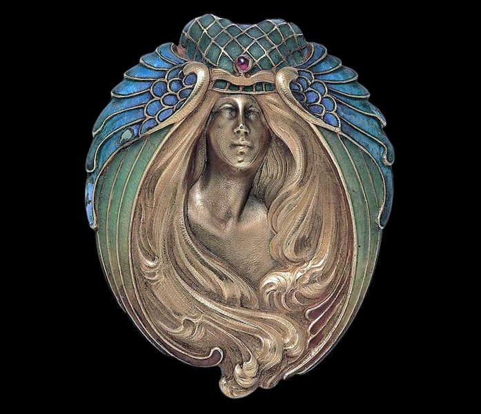 Jewellery: From Art Nouveau to 3D Printing [Source: Amazon]