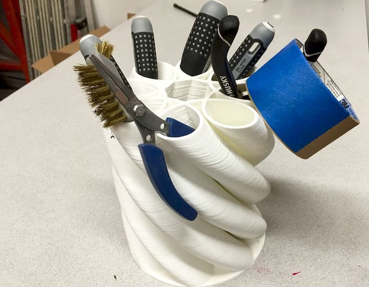 Some 3D print accessory tools [Source: Fabbaloo]