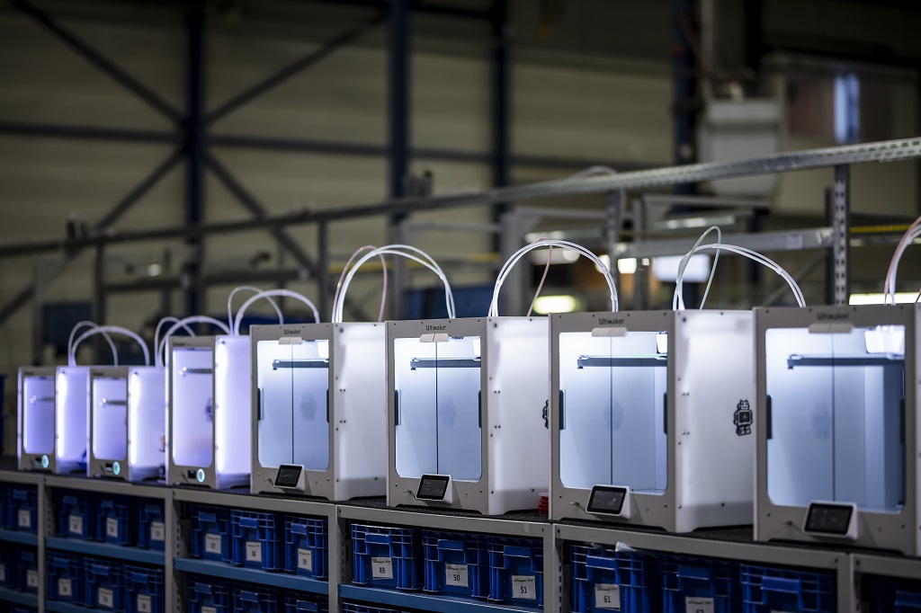 Ultimaker S5s ready for action [Image: Ultimaker]