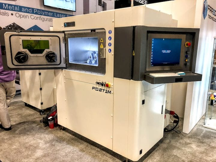 One of Farsoon Technologies' production 3D printers [Source: Fabbaloo]