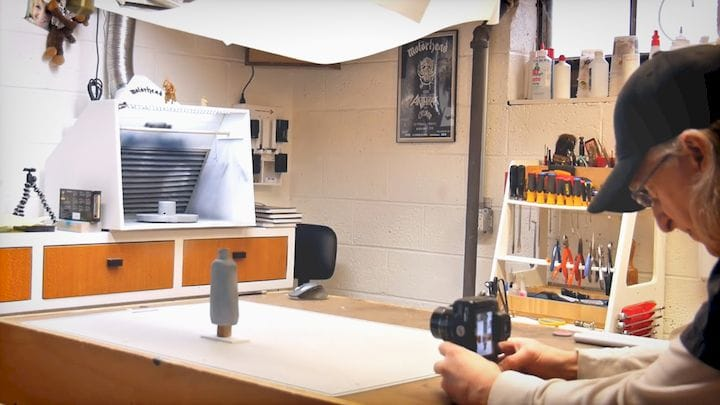 How to 3D scan using photogrammetry [Source: SolidSmack]