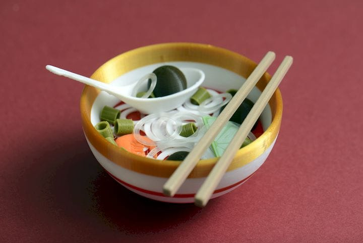 Highly realistic 3D printed pho [Source: Eric Au]