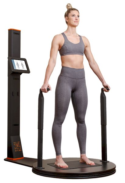 The Fit3D body scanner [Source: Fit3D]