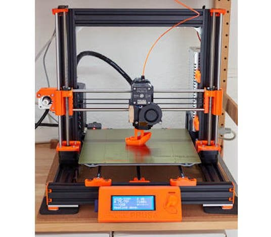 The Prusa Bear Upgrade [Source: Thingiverse]