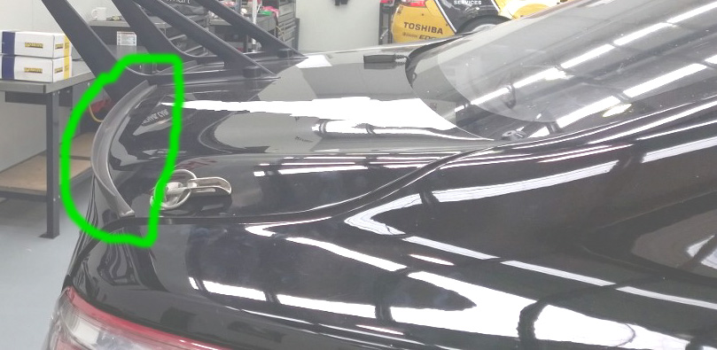 Nismo's 3D printed gurney flap [Source:  3D Systems ]