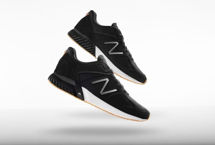 New Balance TripleCell custom 3D printed shoes [Source: New Balance]