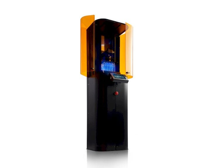 The NewPro3D NP1 high speed 3D printer is here! [Source: NewPro3D]