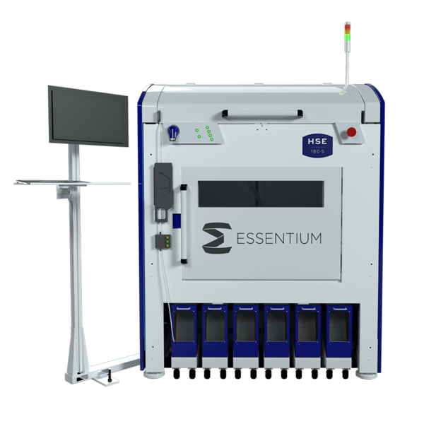 The HSE 180•S 3D printer [Image: Essentium]