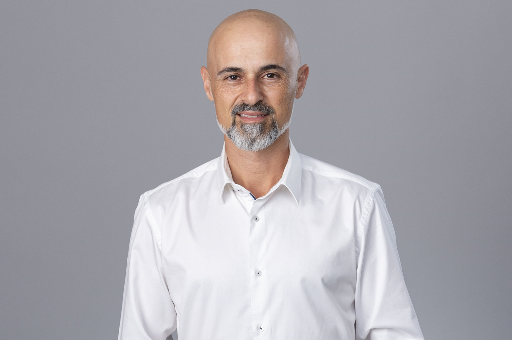 Gil Lavi, Founder and CEO, 3D Alliances [Image: 3D Alliances]