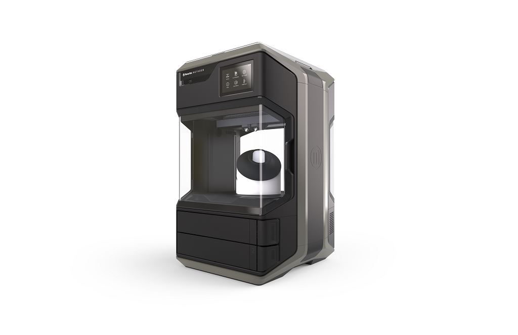 The METHOD X 3D printer [Image: MakerBot]