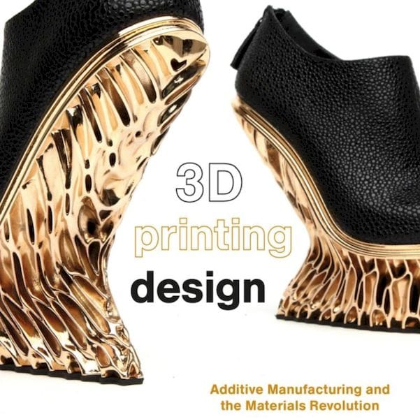 3D Printing Design by Francis Bitonti [Source: Amazon]