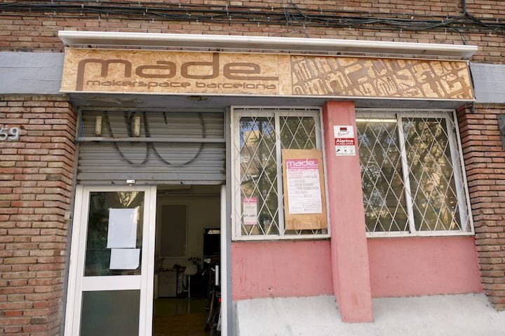 MADE Makerspace in Barcelona [Source: SolidSmack]