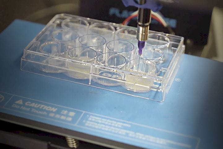 Automatically optimizing 3D printing of soft materials [Source: CMU]
