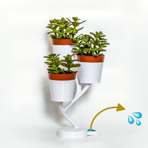 The amazing Biohazard planter [Source: MyMiniFactory]