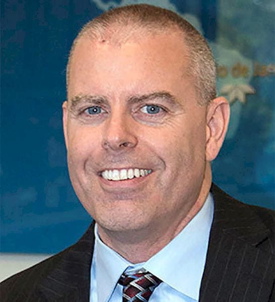 Todd Booth, the new CFO of 3D Systems [Source: 3D Systems]