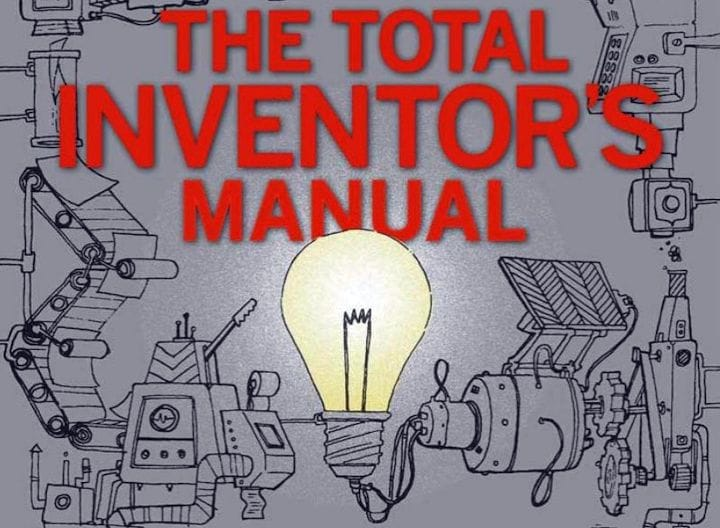 The Total Inventor's Manual [Source: Amazon]
