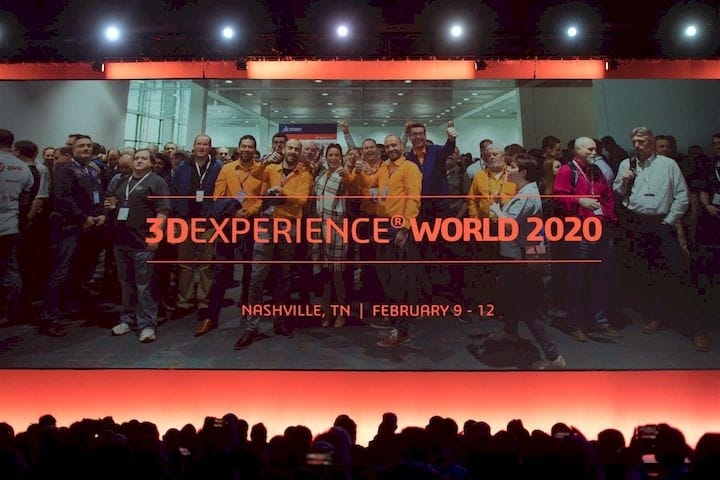 SOLIDWORKS World is no more [Source: Dassault Systemés]