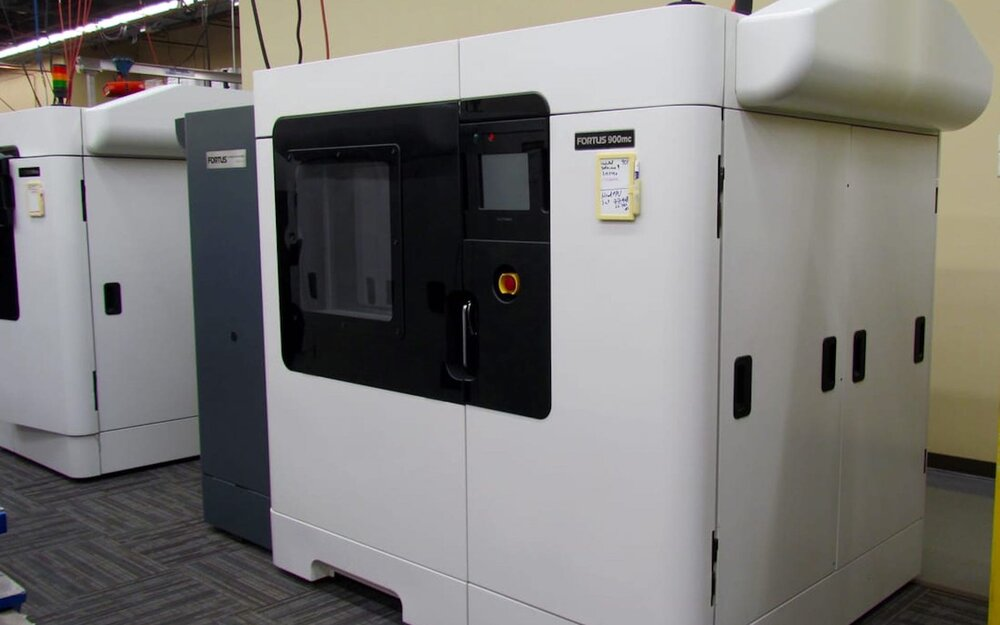Some production-quality 3D printers [Source: Fabbaloo]
