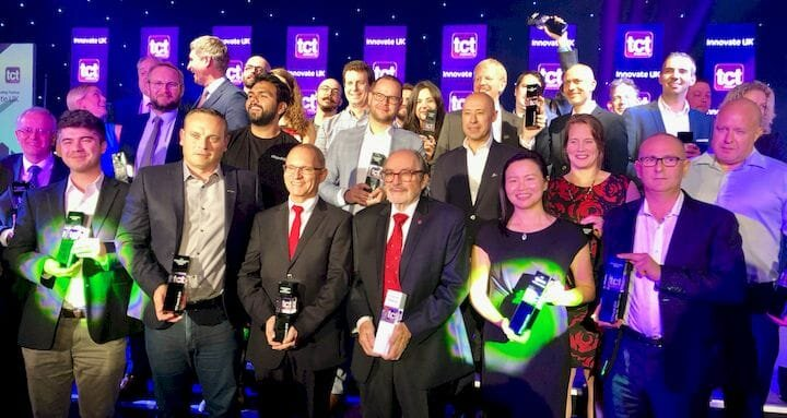 All the winners at the 2019 TCT Awards [Source: Fabbaloo]