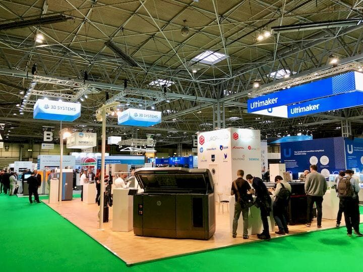 A view of TCT 2019 [Source: Fabbaloo]
