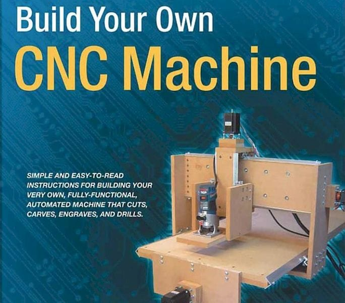 Book Of The Week  Build Your Own Cnc Machine