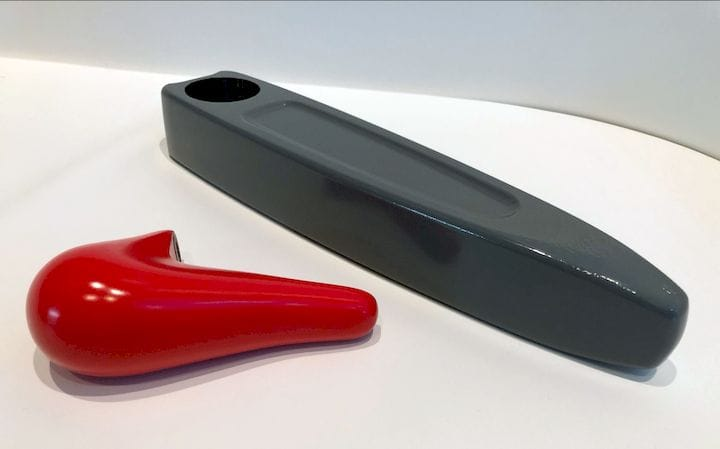 3D printed replacement parts by Stratasys for Angel Trains, certified for use by regulators [Source: Fabbaloo]