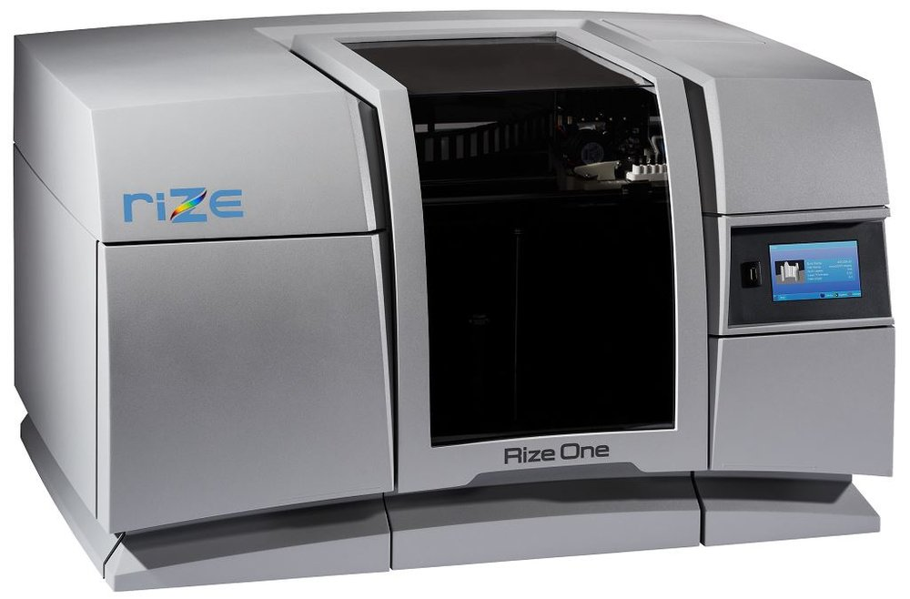 The Rize One 3D printer [Image: Rize]