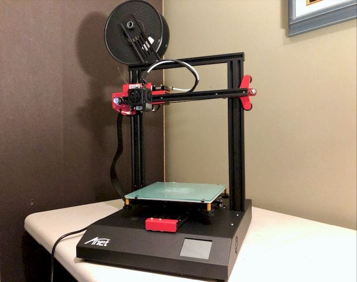 Hands on with the ANET ET4 [Source: Fabbaloo]