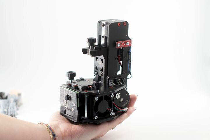 The upcoming PicoFAB resin 3D printer [without case] [Source: Lumi Industries]