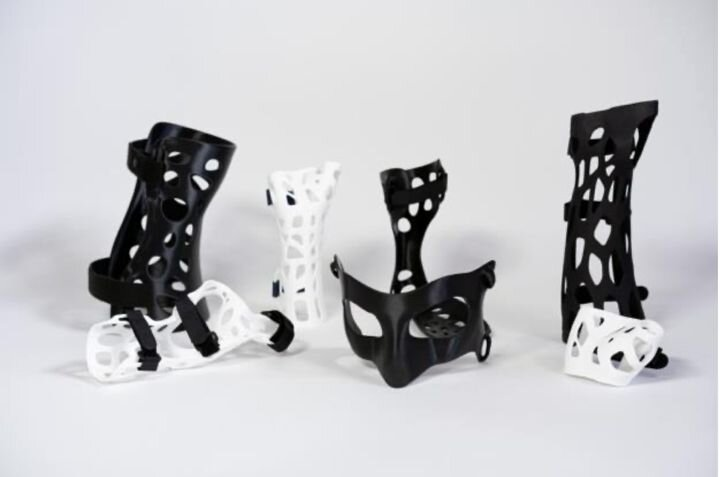 3D printed orthopedic devices [Source: Create It REAL]