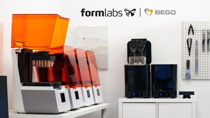Formlabs makes an arrangement with a dental resin provider [Source: Formlabs]