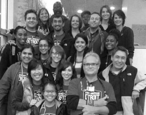 Group of Doctors Take Care of Detroit Homeless (WDIV Detroit) -- Jan 7, 2013