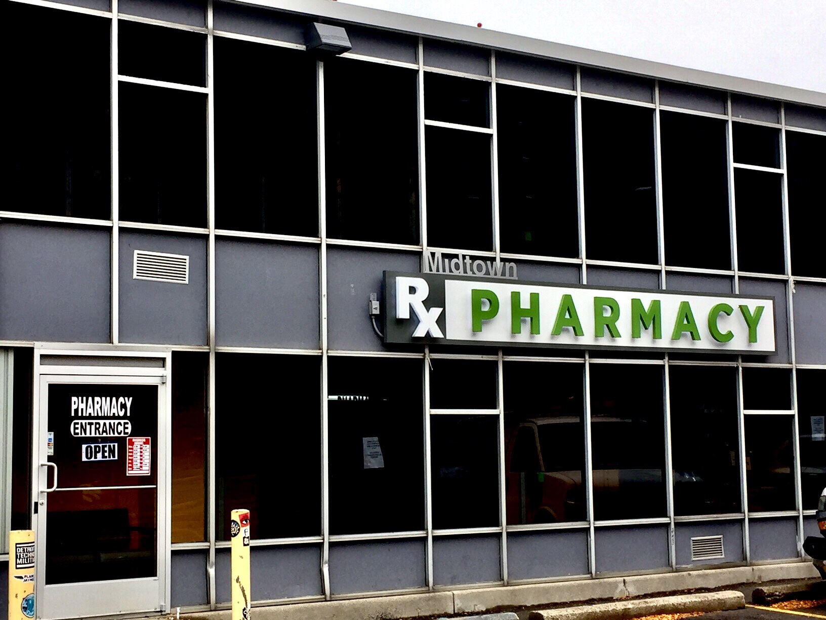 Mike Srour, Pharm.D., owner and operating pharmacist of Midtown Rx Pharmacy, prioritizes affordability