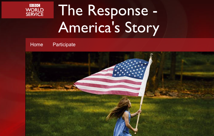 BBC Podcast: The Response - America's Story - Feb 2017