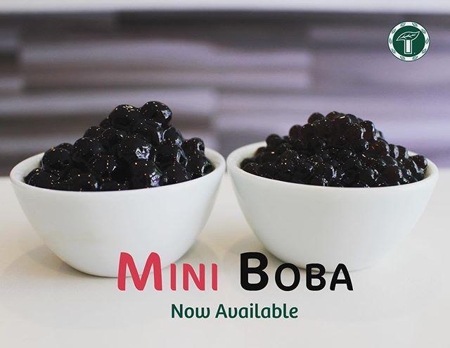 Mini Boba 🙌🏼❤️| #miniboba #boba #tapiocaballs  #bobalife  #teastation #teastationusa