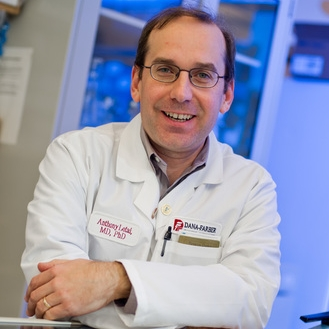 Dr. Anthony Letai, MD, PhD, Associate Professor at the Dana-Farber Cancer Institute
