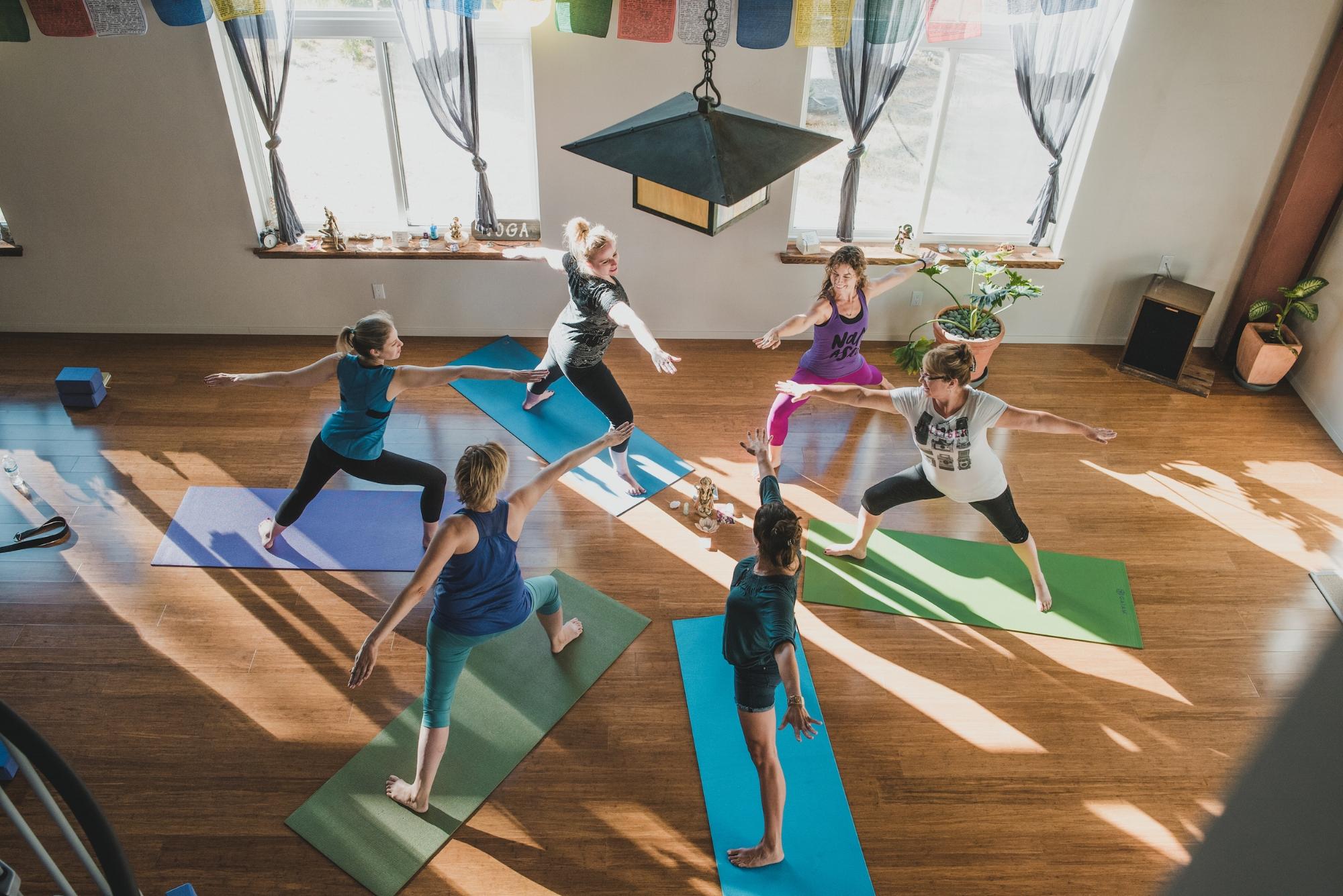 Yoga Retreat   Central Coast   California
