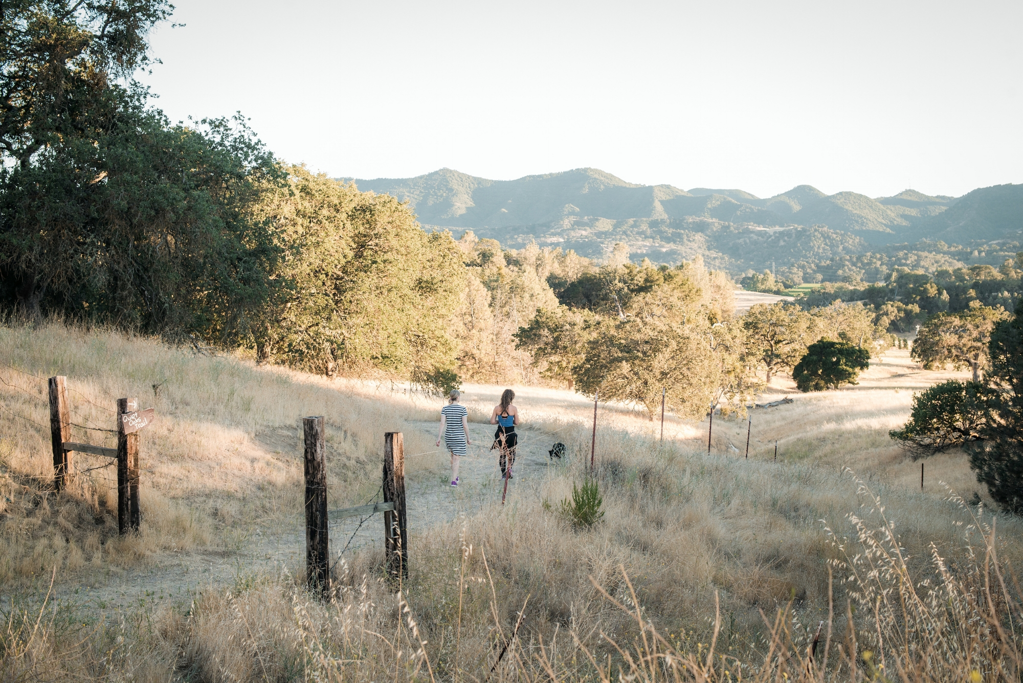45-acre mountain sanctuary in California's Central Coast