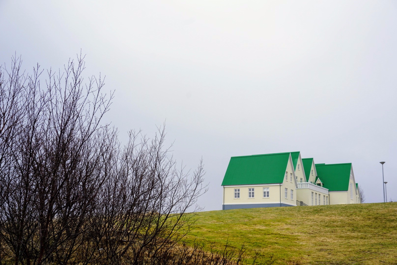 Sagrada's retreat home in Iceland