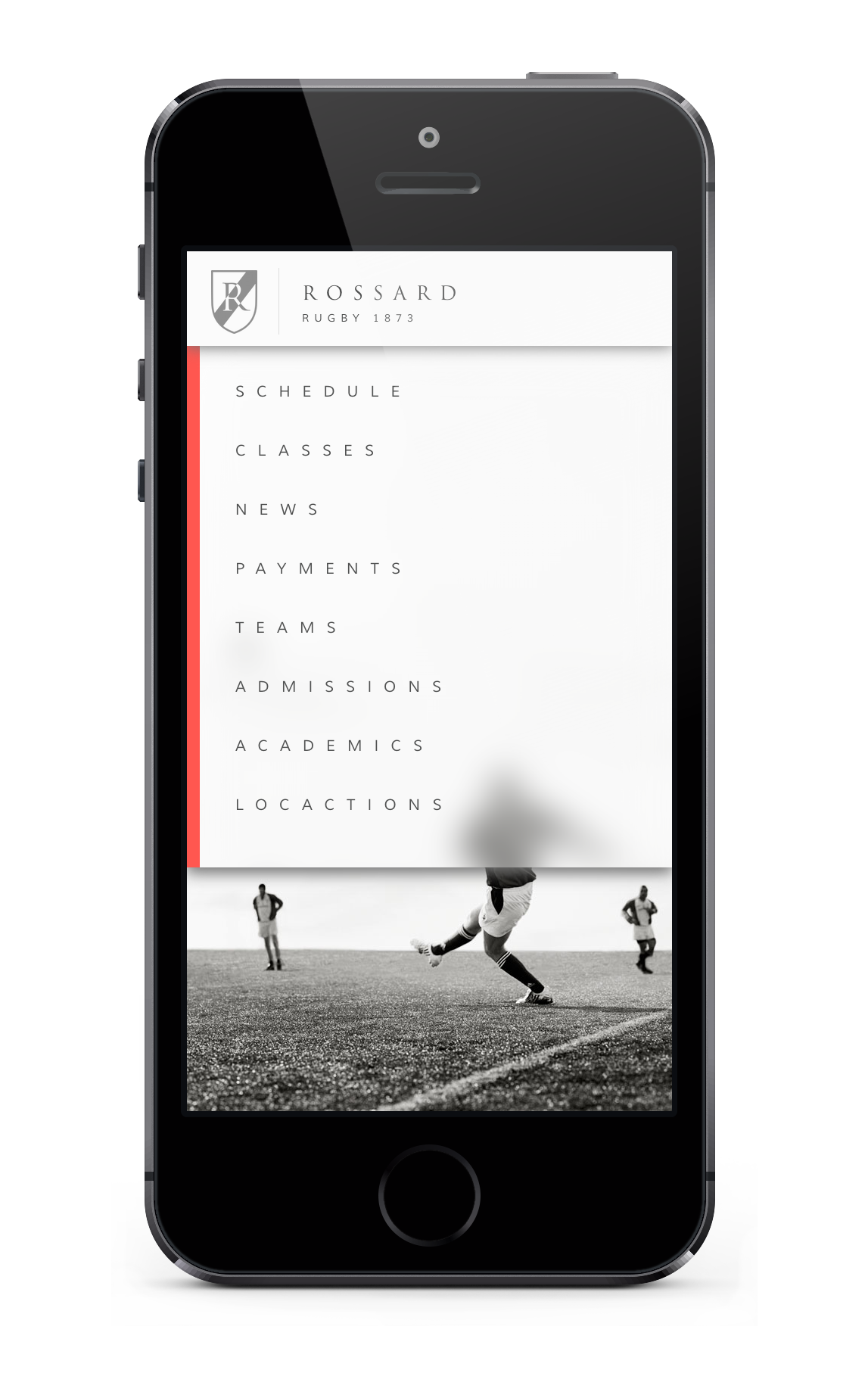 Rossard iPhone App 3.png