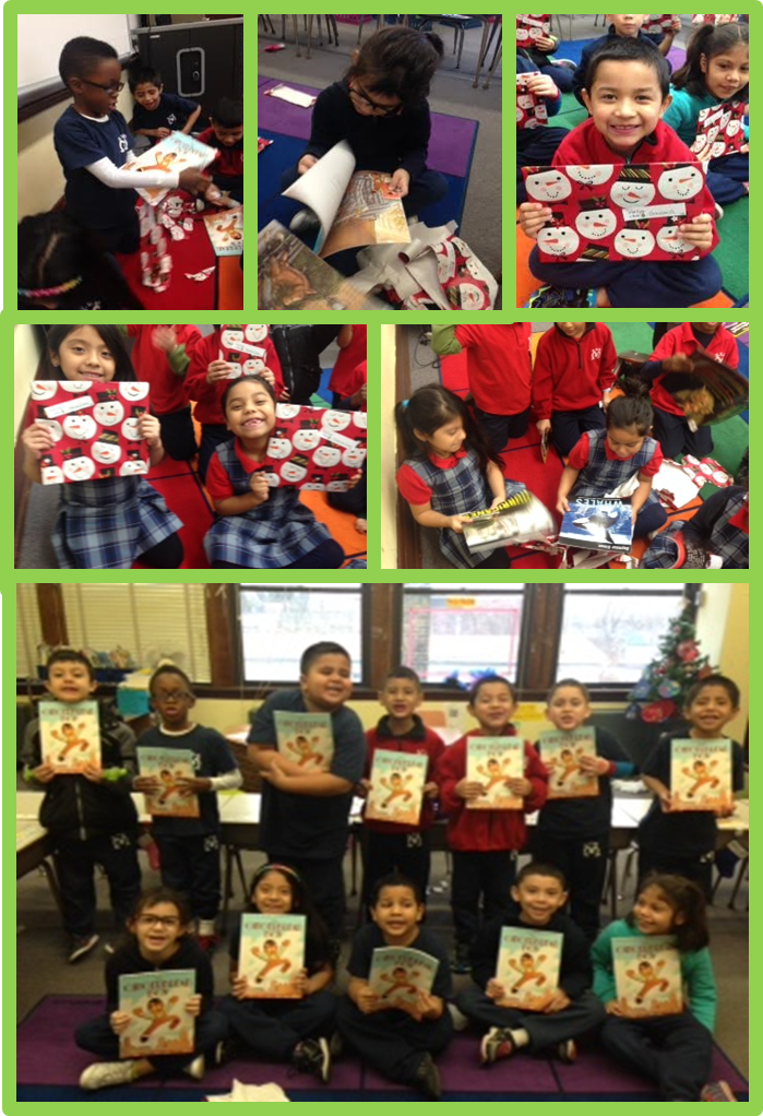 BVM 1st Grade - 2014 Holiday Drive