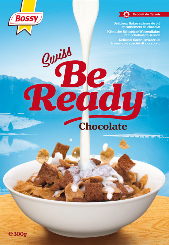 """Be Ready"" breakfast cereal"