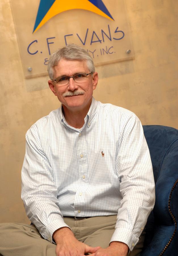 Rusty Porter  VP of Preconstruction Services C.F. Evans