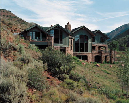 RED CANYON RESIDENCE
